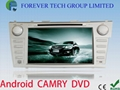 Android Car DVD GPS Player for camry Android DVD GPS