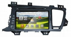 Android Car DVD GPS Player for KIA K5