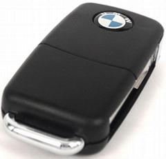 BMW key camera