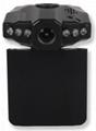 video recorder driving car camera