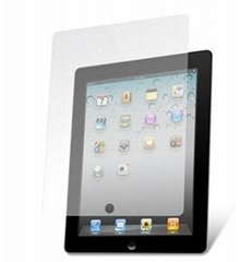 Clear screen protector for Ipad2
