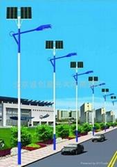 供應廠區專用太陽能LED燈