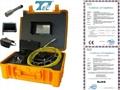 underwater pipe inspection Z710DK drain