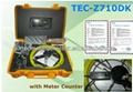 CCTV sewer&drain pipe inspection camera
