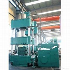 Y27 Single action sheet drawing hydraulic press