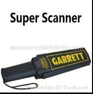 Metal Detector Handheld Super Scanner 1165180