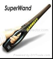 Hand Held Body Scanner Metal Detector Super wand 1165800