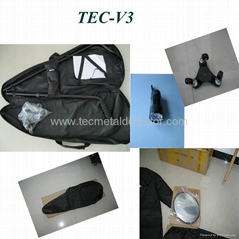 LED light security undercar inspection mirror TEC-V3
