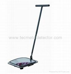 Portable vehicle bomb search square mirror TEC-V5