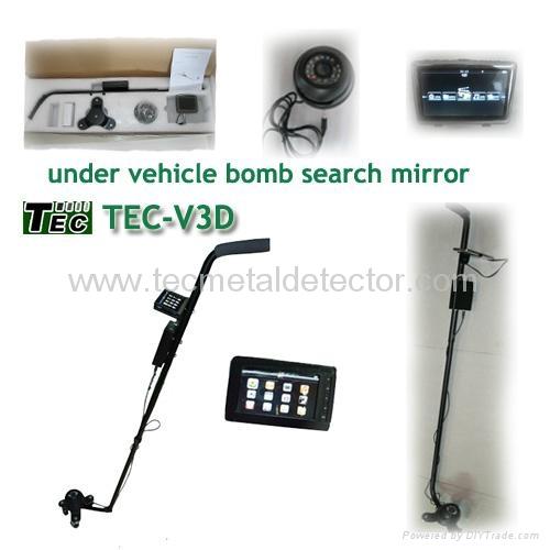 Best Under Vehcile Search Camera with DVR TEC-V3D 1