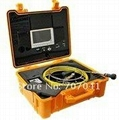 Underwater Pipe Video Camera With 6mm