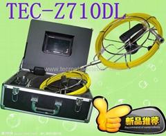 TEC Drain Inspection Camera With 512hz Transmitter TEC-Z710DL