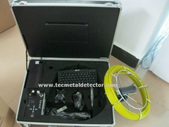 Well cctv Sewer Pipe Inspection With DVR , Keyboard and ABS Box TEC-Z710DK
