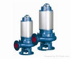 JYWQ型自動攪勻排污泵