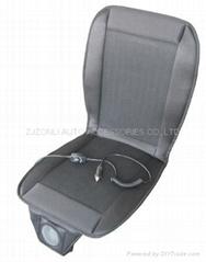 Cooling fan seat cushion