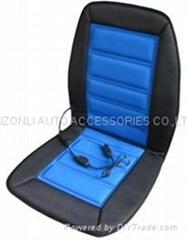 Auto heated seat cushion