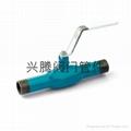 一体式钢制Q61F全焊接球阀 4