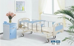 Manual One-function Care Bed