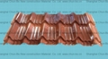 Strong Impact Resistance, steel  roof tile W855A(COPPER) 1