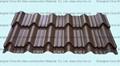 high strength,steel roof tile