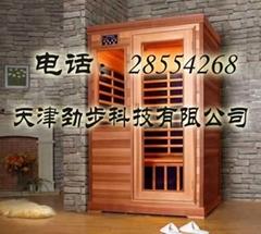 天津韓式電氣石砭石干蒸汗蒸房汗蒸房知識