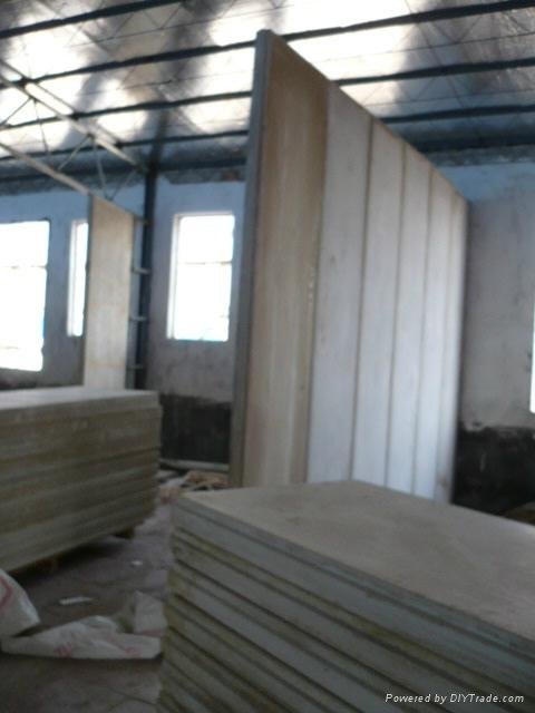 镁耐轻质隔墙板 3