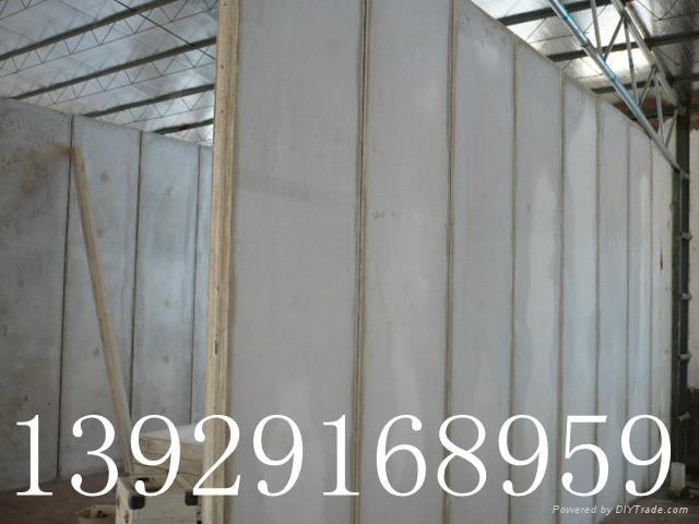 菱镁复合隔墙板  3