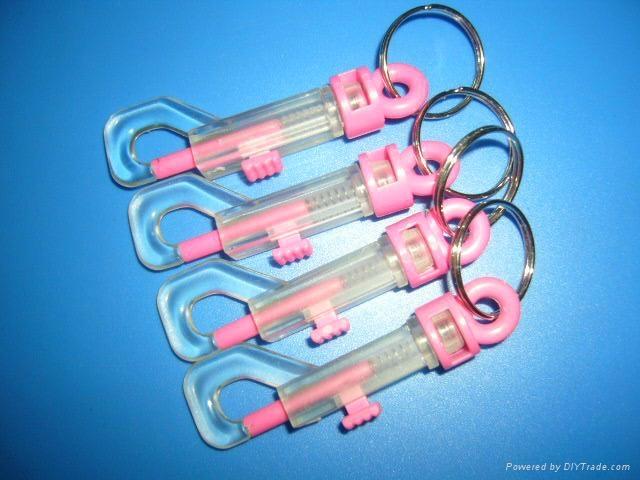 塑料钥匙扣 1