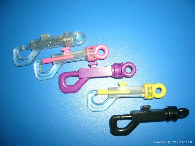 塑料钥匙扣 2
