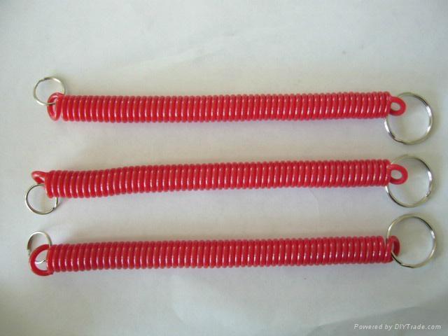 環保塑料彈簧繩子 2