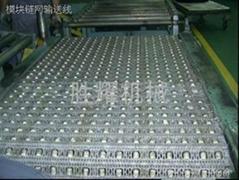 400滚珠塑料网带