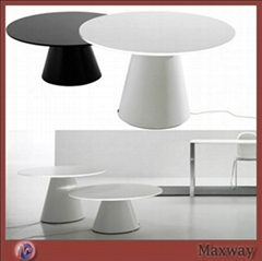 Elegant Acrylic/Perspex Coffee Tables with Integrated LED Strips