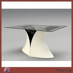 Elegant Acrylic/Perspex Coffee Table designed with imagination