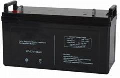 NP系列免维护蓄电池