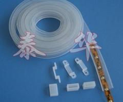 LED柔性灯条硅胶套管