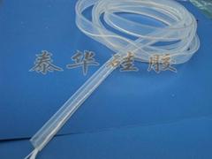 LED软灯条硅胶防水带线套管