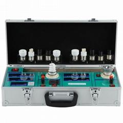 DC/AC power meter --low voltage lamps demo