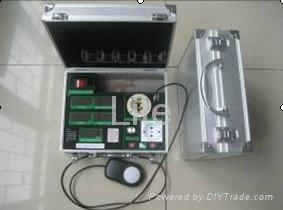 AC Lux meter with dimmer and Euro socket 1
