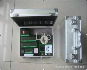 LED lamps tester with dimmer --demo lamps tester  1