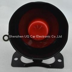 Car Alarm Siren Q511-C with 20W One Tone