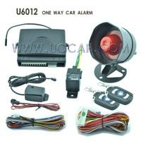 One Way Car Alarm U6012