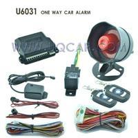 One Way Car Alarm System U6031