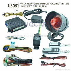 Auto Rear-view Mirror Folding System U6051