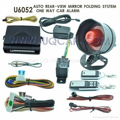 Alarm Folding System U60