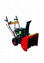 7.0HP snow thrower