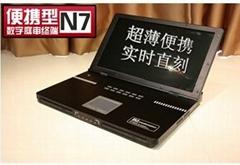 便携型数字庭审主机N7