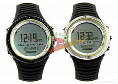 多功能户外运动手表
