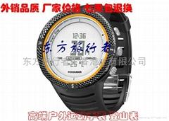 多功能戶外運動手錶
