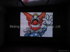 Soft LED Curtain Display for Stage(pitch20mm)