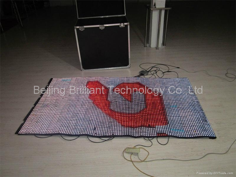 Indoor SMD LED Curtain Screen(pitch37.5mm) 1